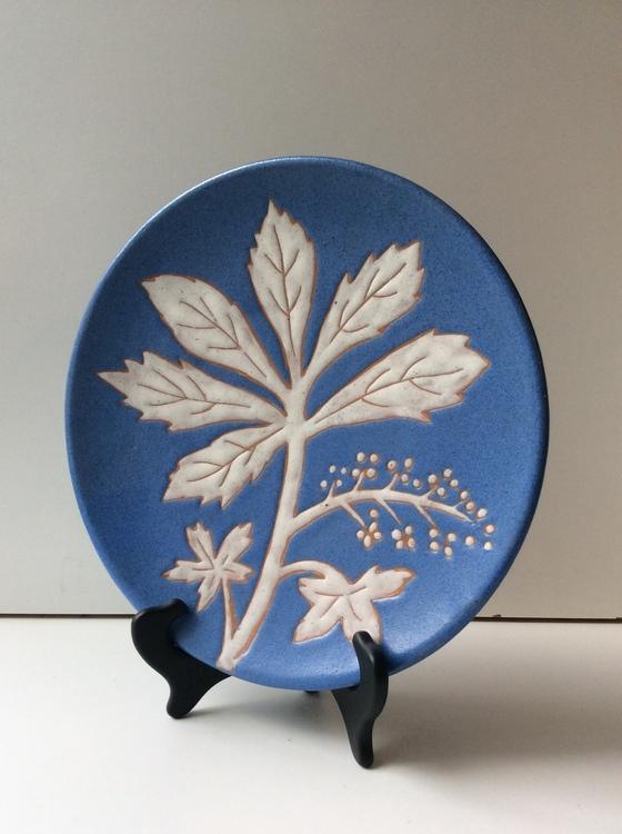 Maggie Wibom Plate