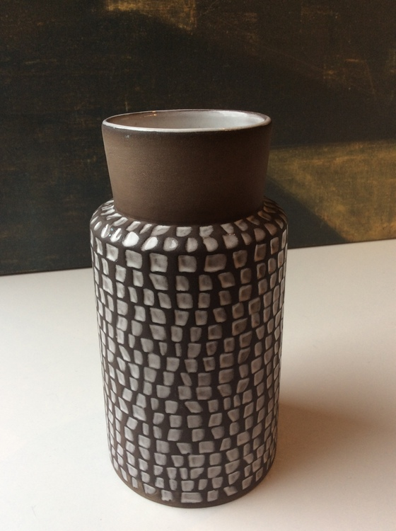 Mosaic vase 43130/848