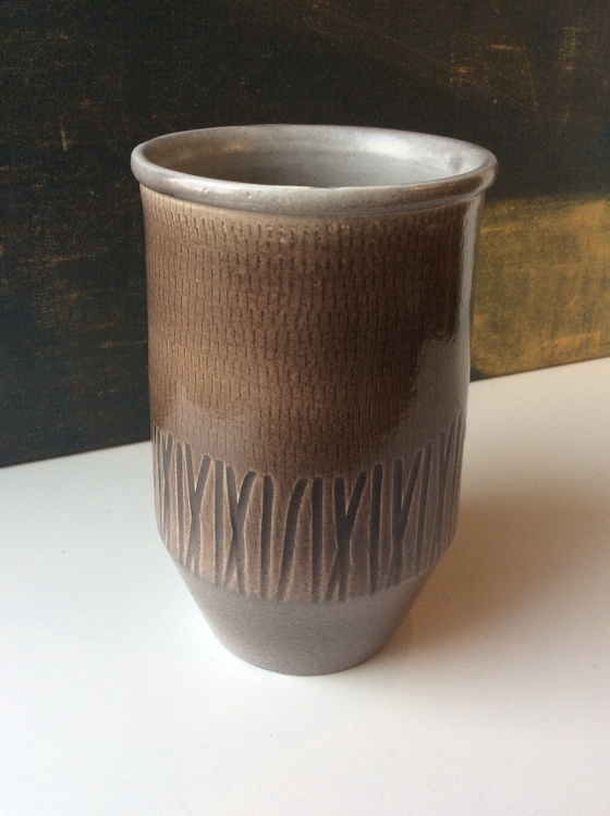 Roman numbers vase 1029/190