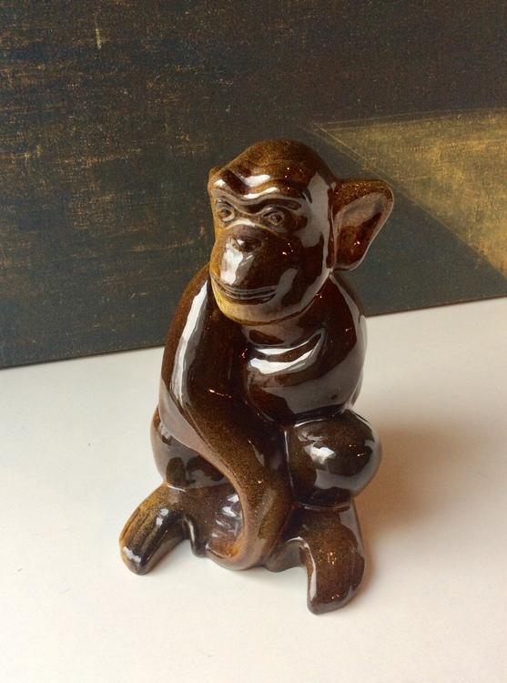 Monkey figure 115