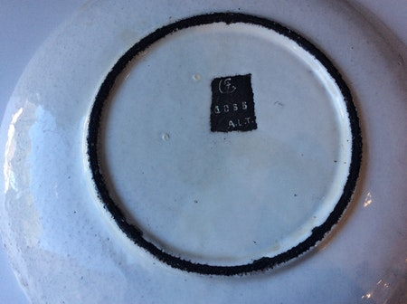 Large Spectra plate 1065