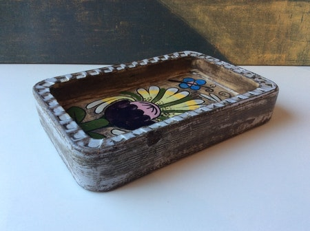 Flower bowl 4158