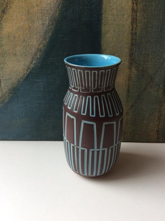 Gefle vase T43