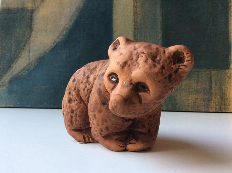 Bear figure 0152E
