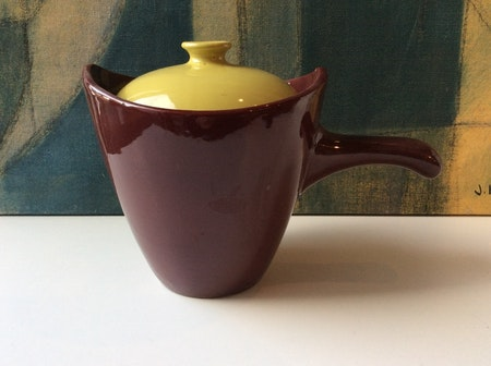 Fyris pot nr 2 red/yellow