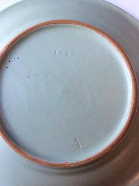 Green bowl 198