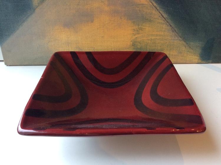 Rött Band bowl 361