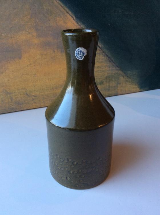 Rhee vase 5044 shiny brown