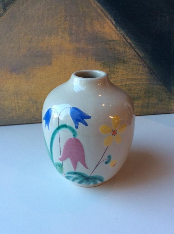 Ängsblom vase 379