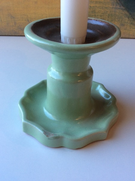 Green candle stick