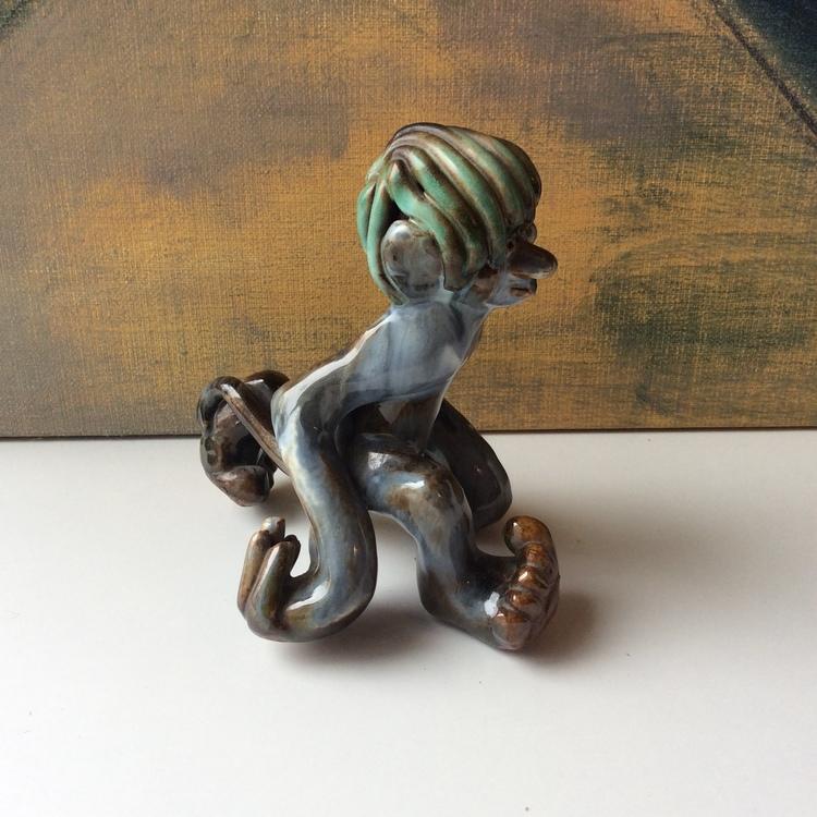 Troll figure 85