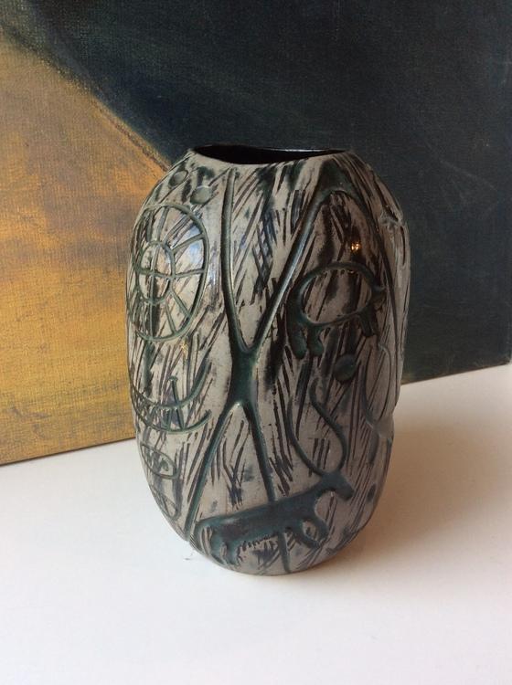 Hedenhös vase 4305