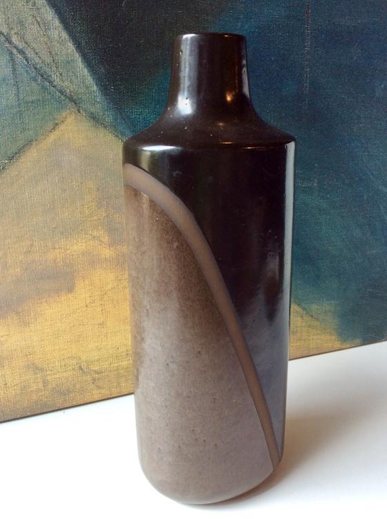 Large Diagonal vase 5067