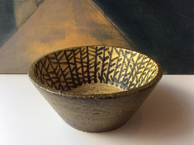 Unique Ramo bowl