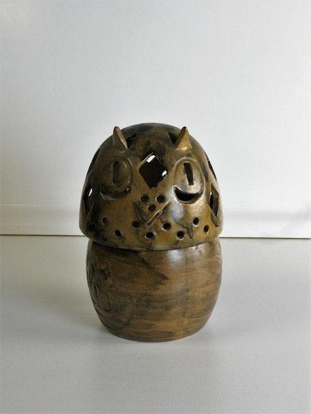 owl lantern 2001e
