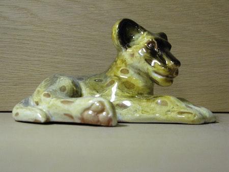 lion figure 114