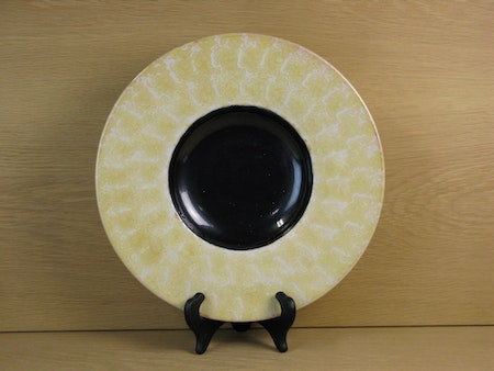 yellowish fruit plate 2425