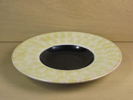 yellowish fruit plate 2425
