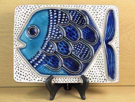 fish wall plate 8015m