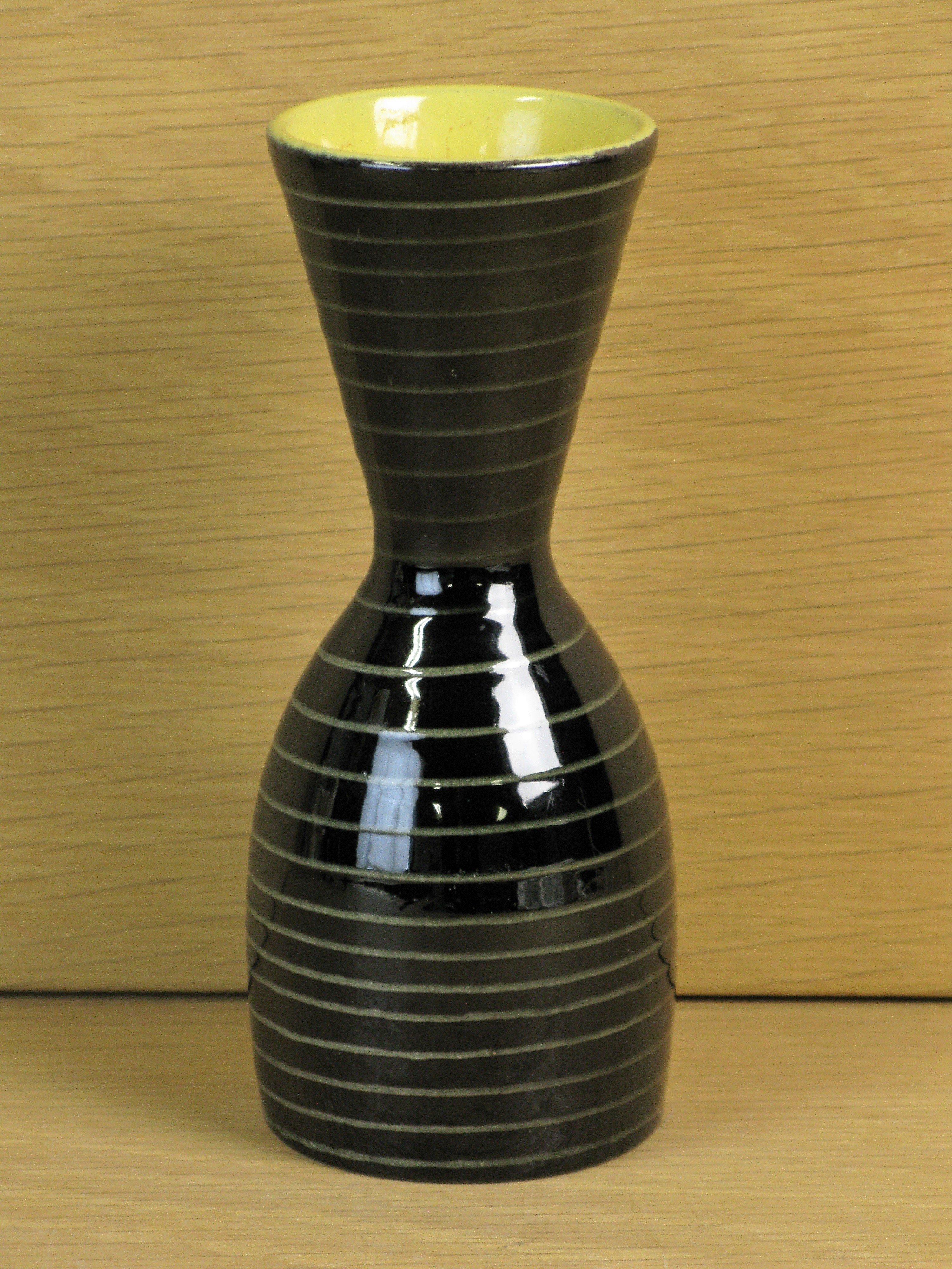 spiral patterned vase 704