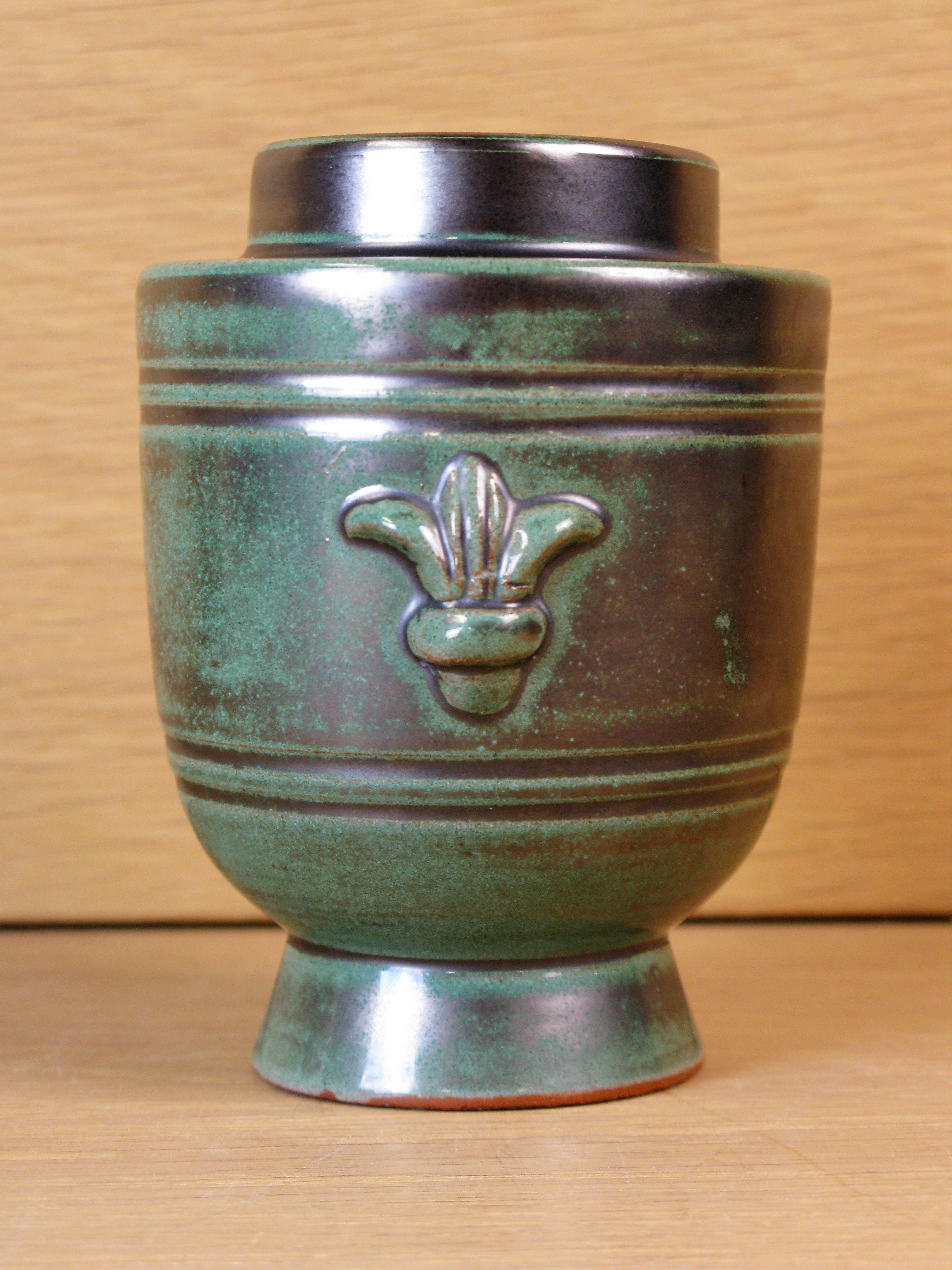 greeen vase 40