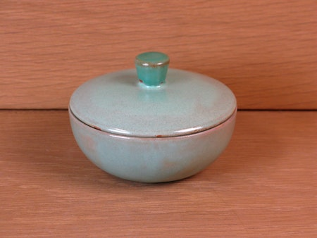 thea suger bowl with lid