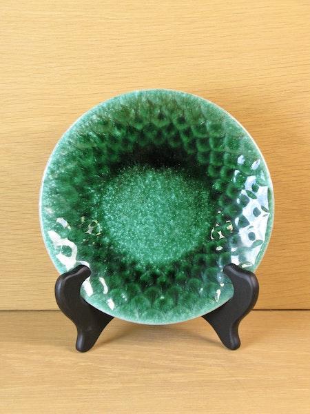 Green fruit plate 23