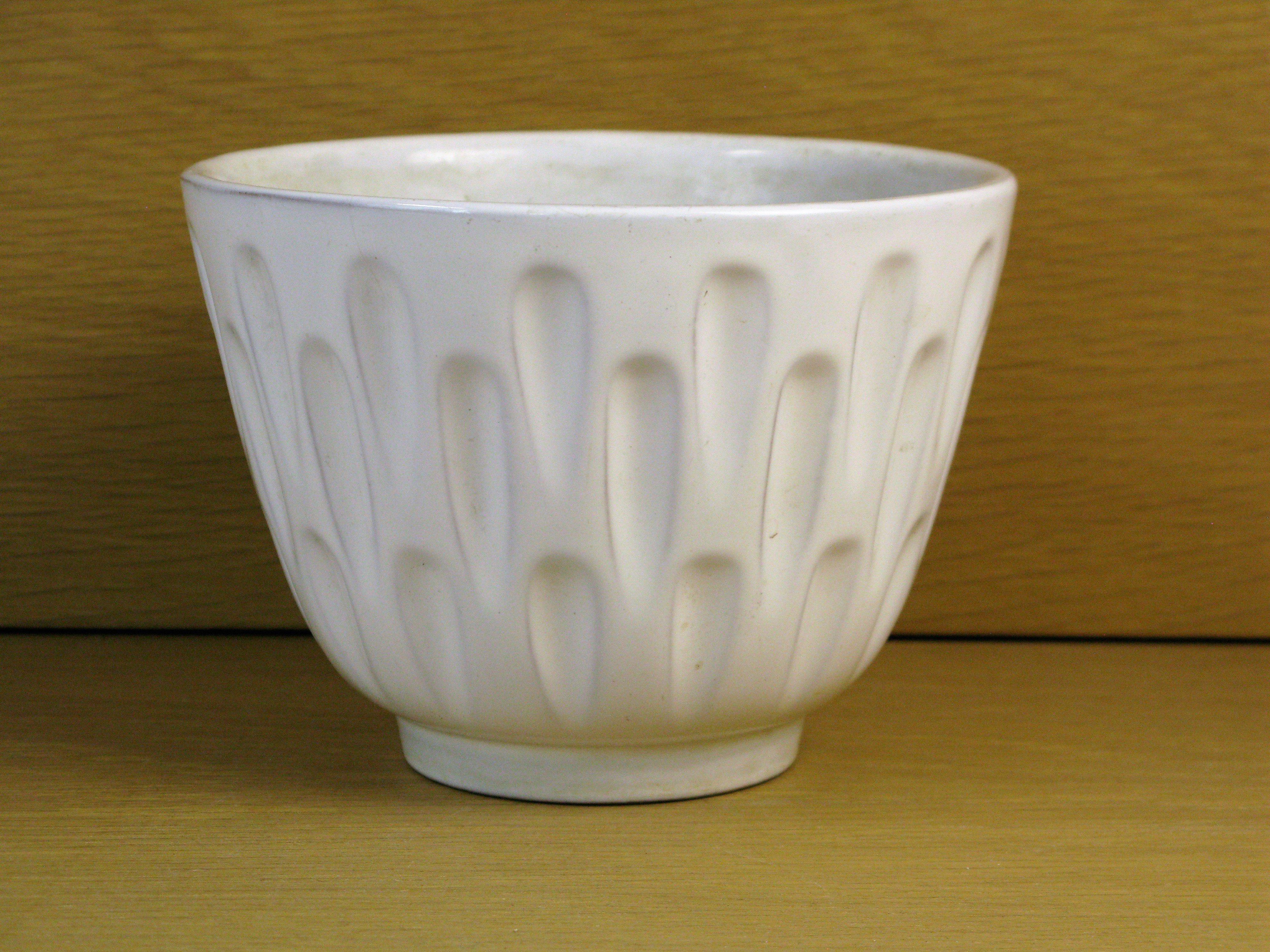 white maj flowerpot 2 sold
