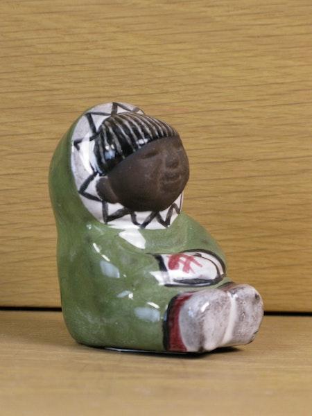eskimo figure 4297