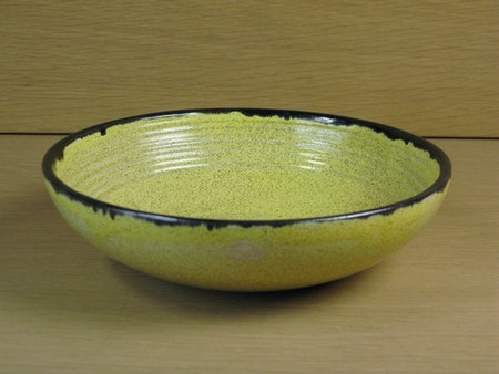 yellow bowl 3158