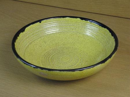 yellow bowl 3158