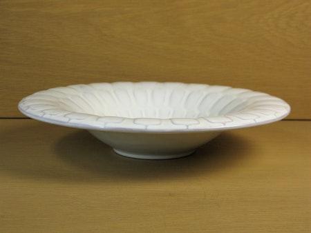 large white bowl 323