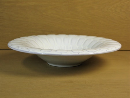large white bowl 323