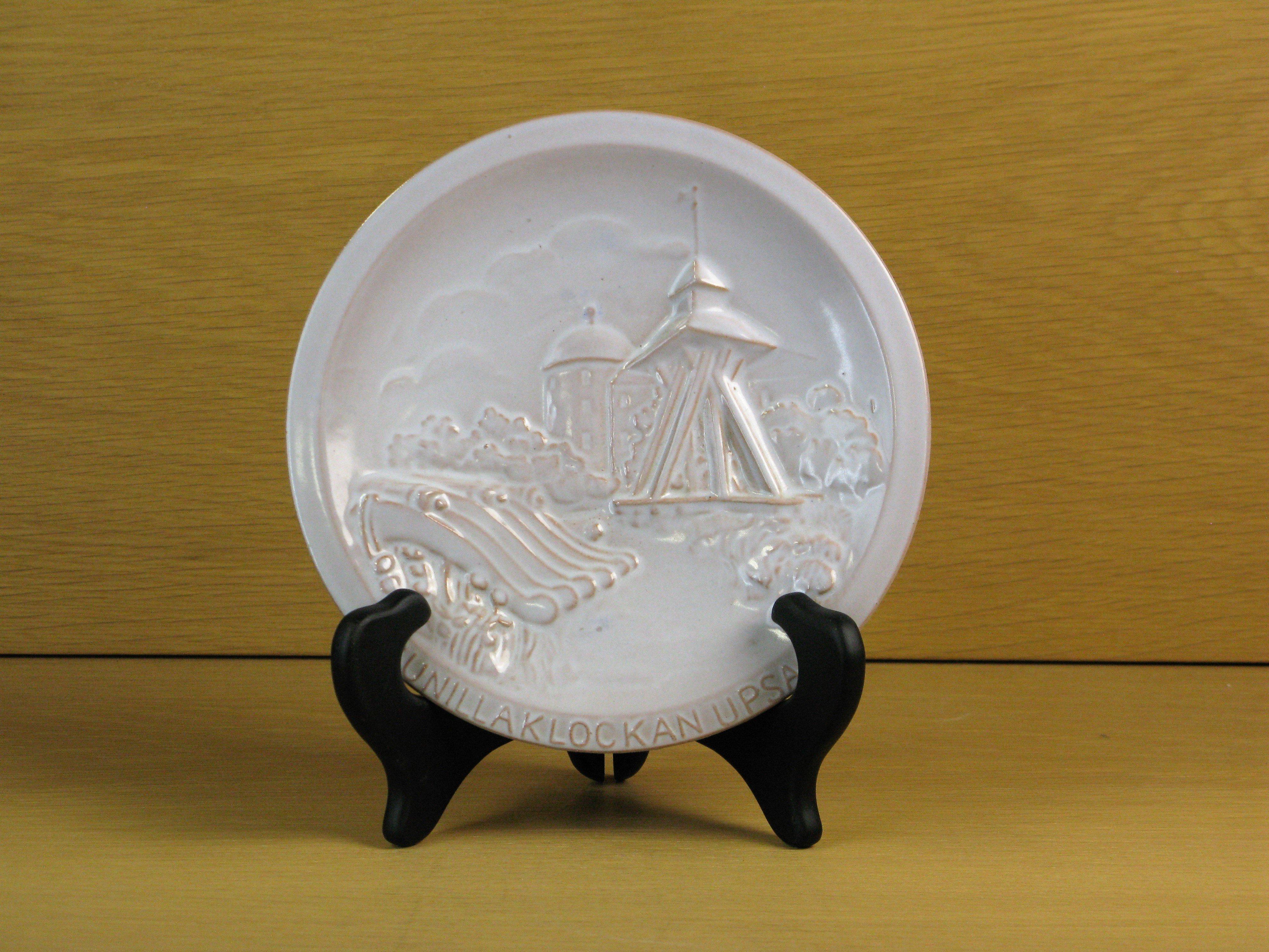 gunillaklockan plate