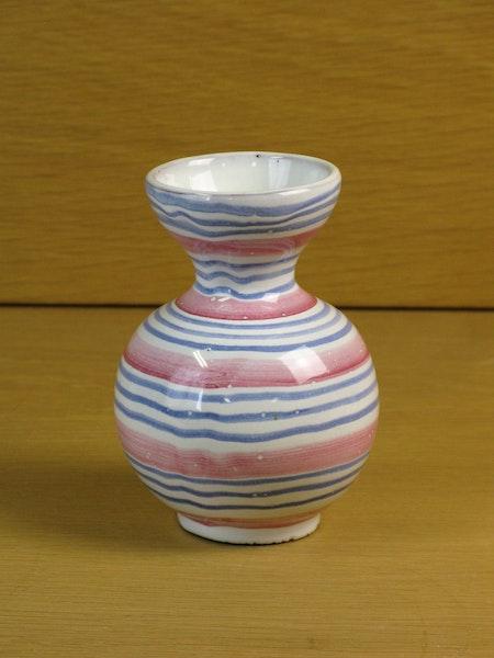 tricolor vase 639