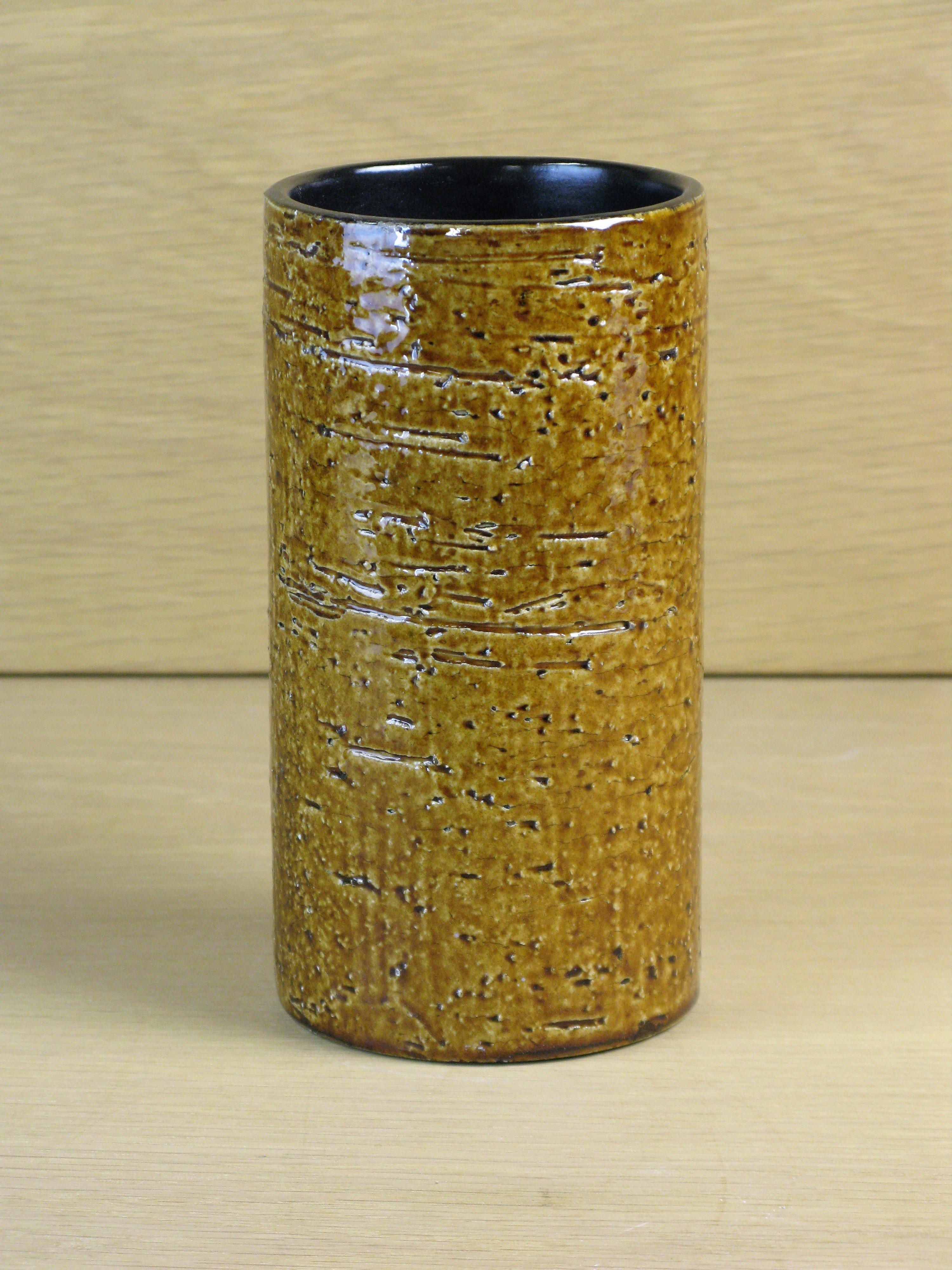 brown vase 1034/201