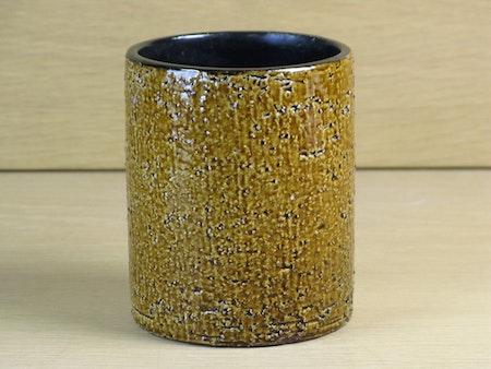 brown vase 1034/ 203