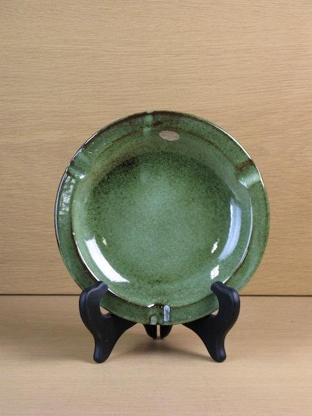 Green ashtray 219
