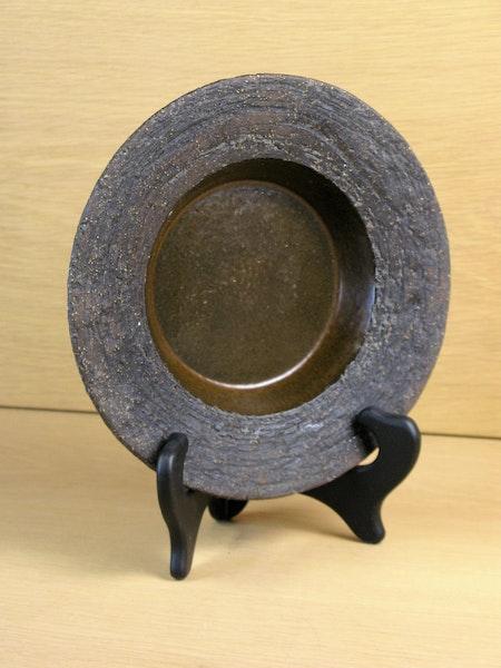 brown ashtray 4070b