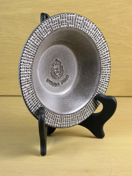 uppsala polis granit ashtray 5209