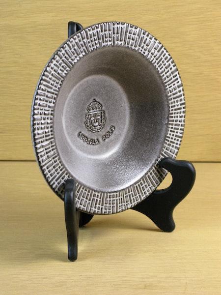 uppsala polis granit ashtray 5209