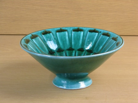 dark green capri bowl 320