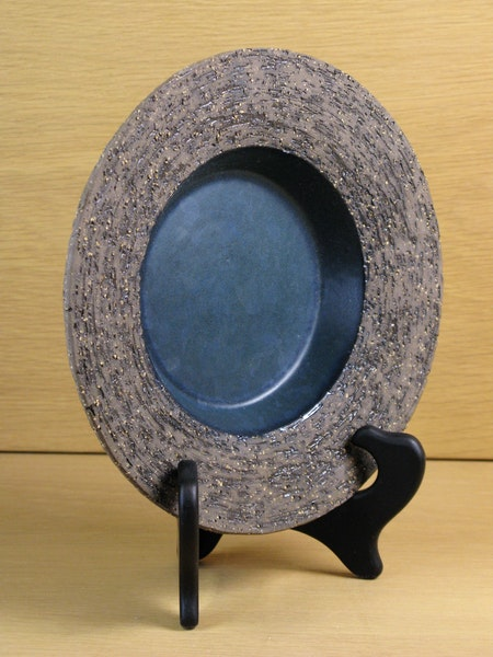 green ashtray 4070b