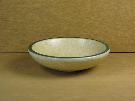 yellowish/green bowl 132