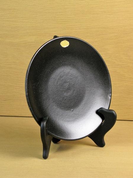 black small plate 1