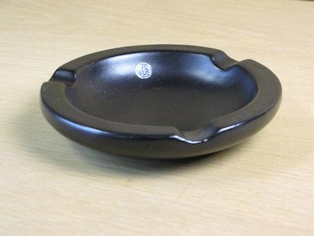 Black ashtray 4330/660