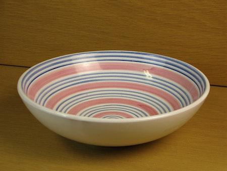 tricolor bowl 317