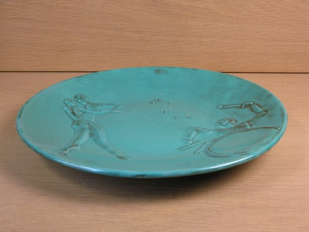 green jazz plate 4