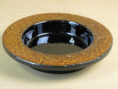 brownish ashtray 1037/30