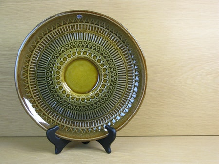 luna brownish plate8054m